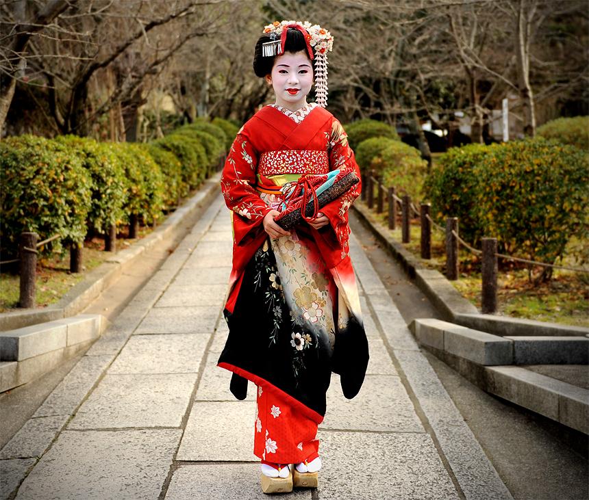 Kyoto Geishas, Traditional Geishas, Geisha Kimonos, Japan ...